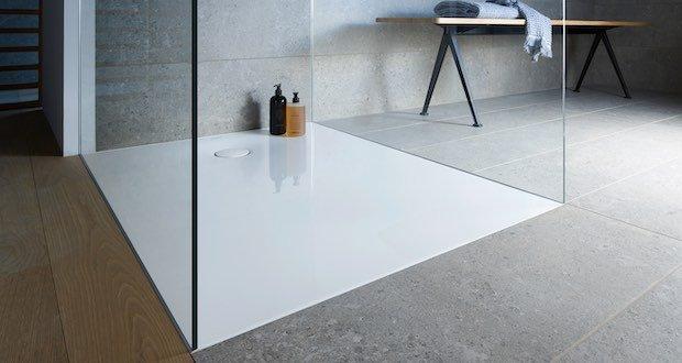 9 receveurs de douche extra plats et