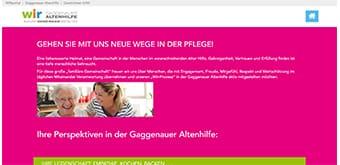 WIR Jobs – Gaggenauer Altenhilfe