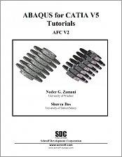ABAQUS for CATIA V5 Tutorials Version 2, Book, ISBN: 978-1