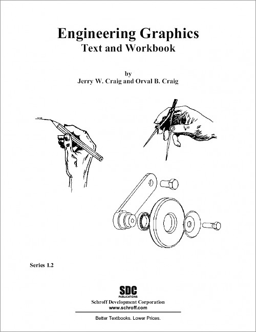 Engineering Graphics Text and Workbook, Book, ISBN: 978-1