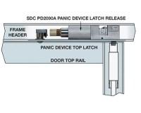Door Top Latch & Image Is Loading Garage-Door-Top-LOCK ...
