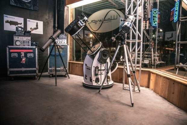 Telescope Collection