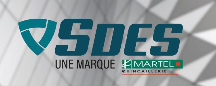 SDES intègre la Quincaillerie Martel au sein du Groupe Quincaillerie Aixoise