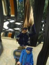 Zrcadlové bludiště na Větruši