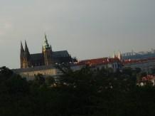 Lanovkou na Petřín