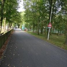 In-line Sletiště