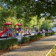 Dětské hřiště Sletiště