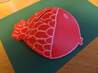 3D ryba