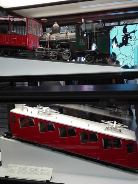 Luzerner Verkehrshaus trains (6)