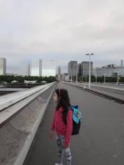 Míša v Paříži