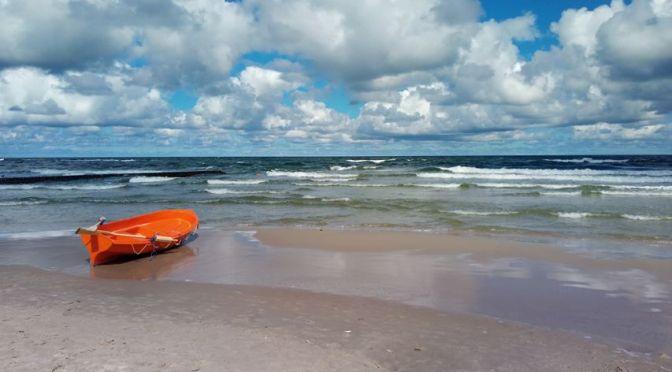 Polsko s dětmi – Baltské moře