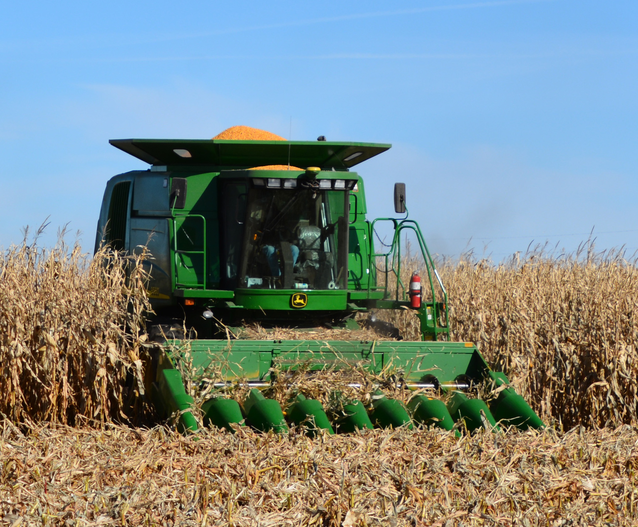 Today S Corn Farmers Leave A Zero Carbon Footprint