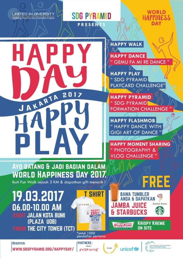 Happy Day poster