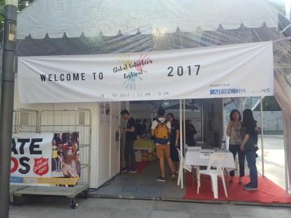 Global Volunteer Festival event