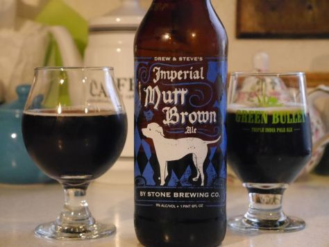 Stone Imperial Mutt Brown Ale 01