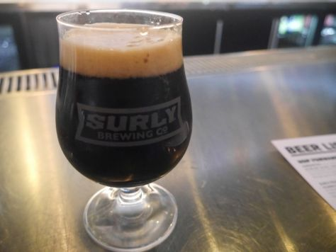 Four imperial stout.