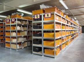 MRO Storeroom Efficiency Extends Well Beyond Proper MRO Supply Storage | SDI