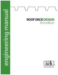 Manuals and Handbooks   Steel Deck Institute