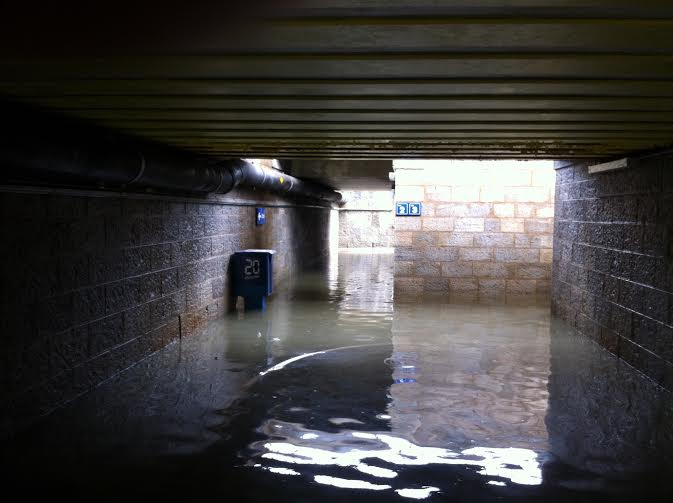 inondation chavornay