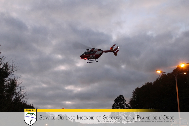 09.10.2017 - VALLORBE - ACCIDENT CIRCULATION -SDIS Doubs - 09.10.2017 08_27_56 - IMG_8199
