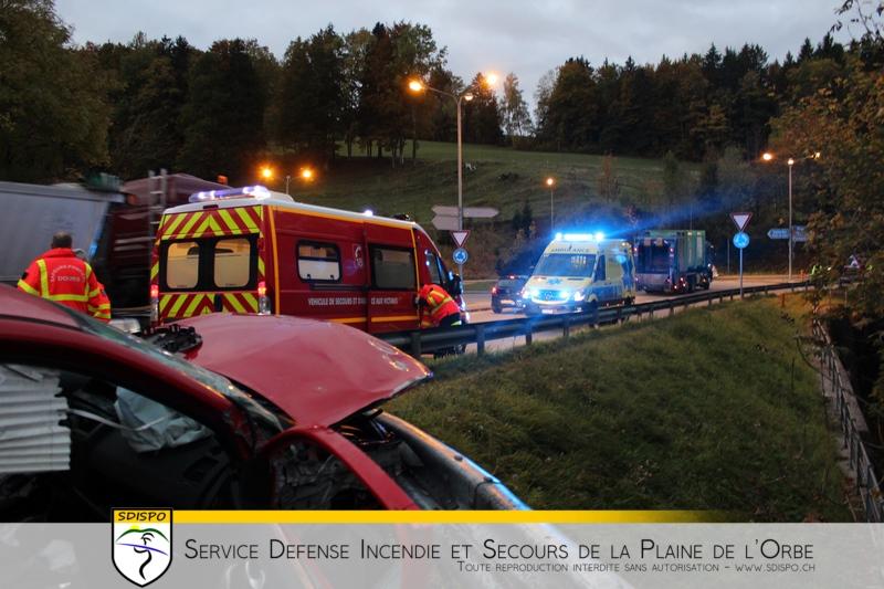 09.10.2017 - VALLORBE - ACCIDENT CIRCULATION -SDIS Doubs - 09.10.2017 08_34_17 - IMG_8221
