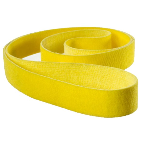 PN721 Yellow Polishing Felt Belts 1 Felt Polishing Belt  1