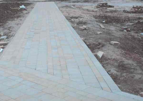 commercial block paving yorkshire