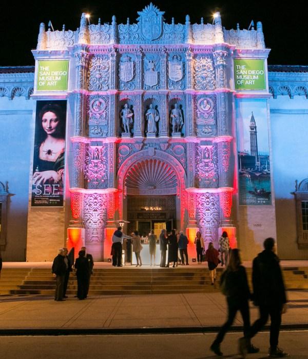 Sdma San Diego Museum Of Art