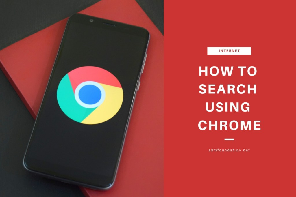 How to search using Chrome Browser - Featured Image