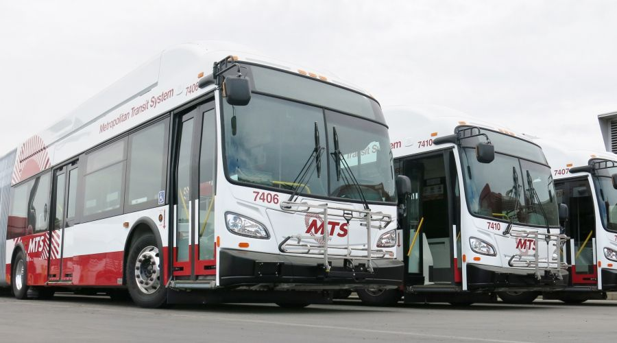 New 60ft Articulated Buses Added to South Bay Service