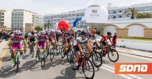 Νορβηγική κυριαρχία της 5ης Διεθνούς Περιήγησης Ποδηλασίας της Ρόδου (vid)