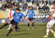 Novara calcio, questa domenica alle 17,30 trasferta a Pescara