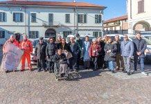 I volontario di Vespolate in festa per i 20 anni