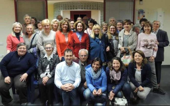Il gruppo di IdeaInsieme di Novara