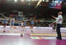 Per la Igor Volley vittoria contro Pesaro e Final Four di Coppa Italia conquistata