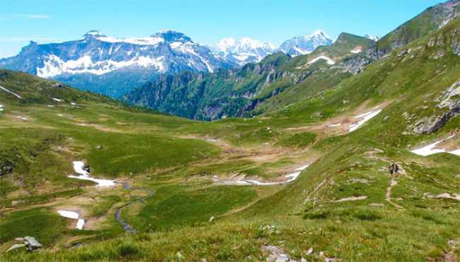 L'Alpe Poiala, il recupero degli alpeggi a Premia
