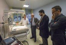 Tante le iniziative nella pediatria dell'ospedale di Novara per il Natale