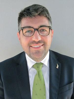 L'assessore Federico Perugini