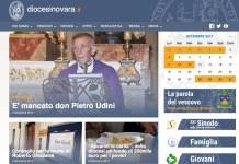Nuovo sito per la Diocesi di Novara