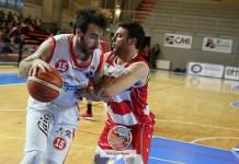 Oleggio Magic Basket contro Alba