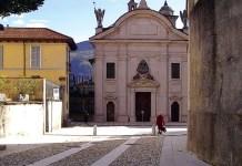 cannobio - il santuario della santissima Pietˆà