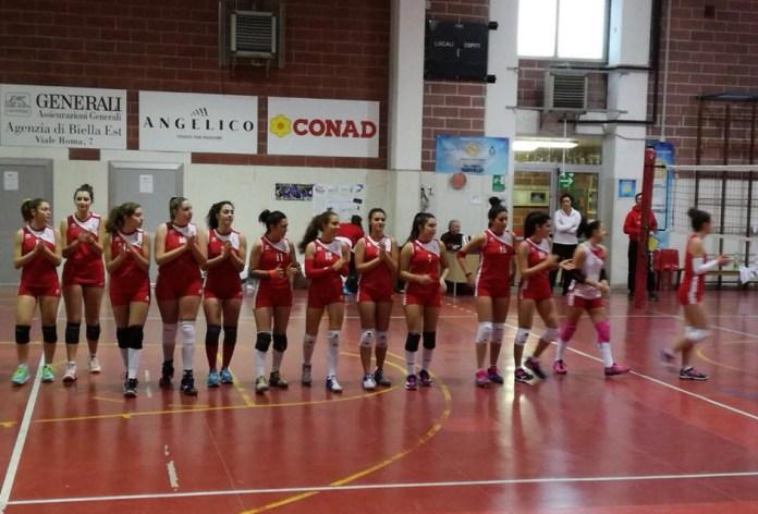 Under 18 Pallavolo Scurato, buona prova al torneo Bear Wool Volley di Biella