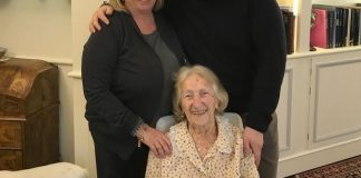 Festa a Novara per i 102 anni di Liliana Zucconi
