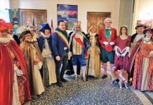 La corte di Re Biscottino e la Regina Cuneta a Varallo Sesia