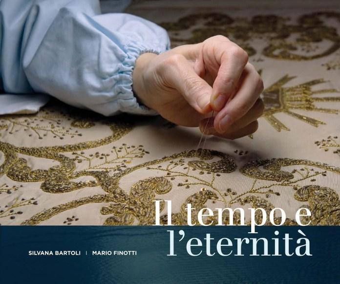 Il tempo e l'eternità - Copertina del Libro sul monastero Mater Ecclesiae