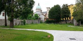 Il parco Besozzi Benioli a Intra