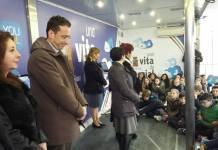 Vita da social, tappa a Romagnano Sesia