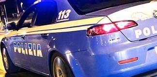 volante della polizia di stato