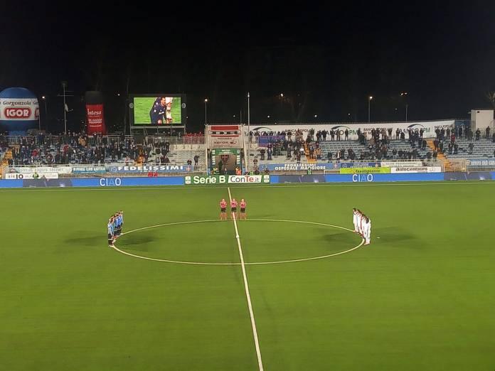 Novara vittoria per 2 a 1 in rimonta contro il Brescia: reti di Puscas e Sansone