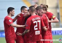 Empoli-Novara 1 a 1